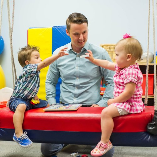 speech therapy and feeding therapy for kids