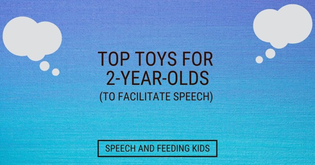 Top toys for 2-year-olds to facilitate speech